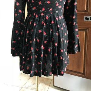 Free People Dresses - Free People Tegan Long Sleeve Mini Dress